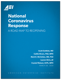 National coronavirus response: A road map to reopening