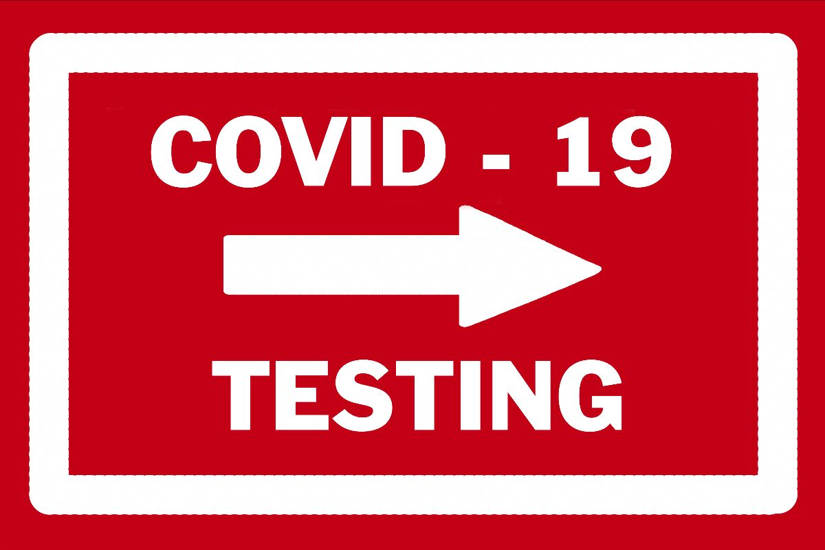 Link to:  New Testing Sites in Maryland