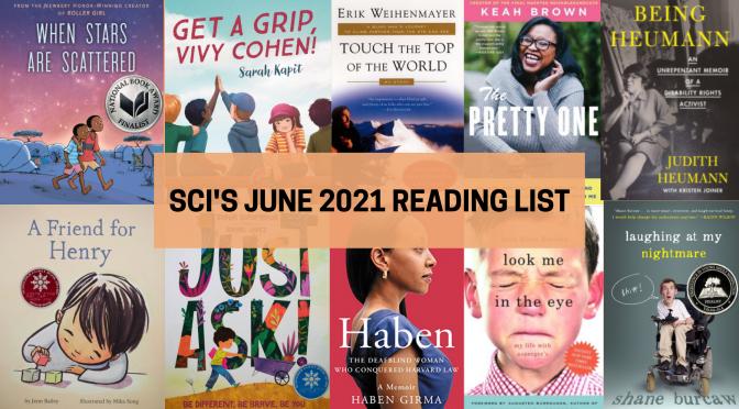 2021 SCI Summer Reading List